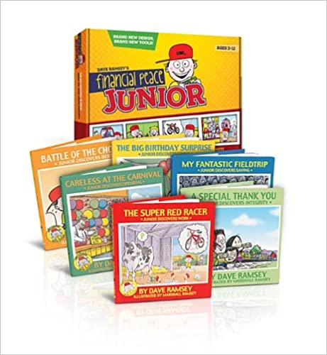 Dave Ramsey's Financial Peace Jr. for Kids