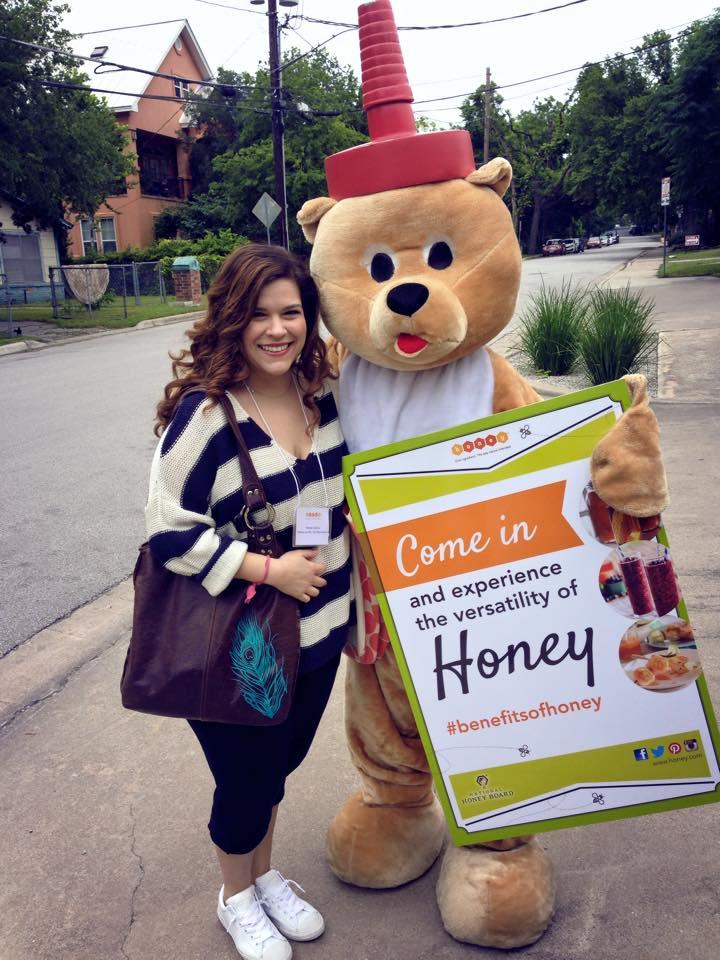 The Wonderful Benefits of Honey #BenefitsOfHoney