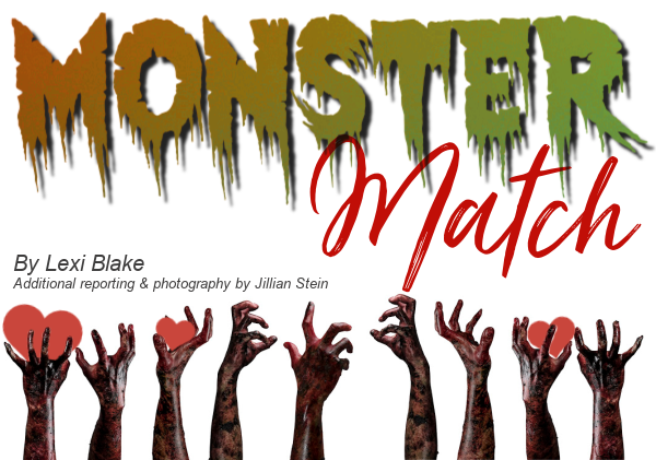 Monster Match: Swipe right for love and terror!