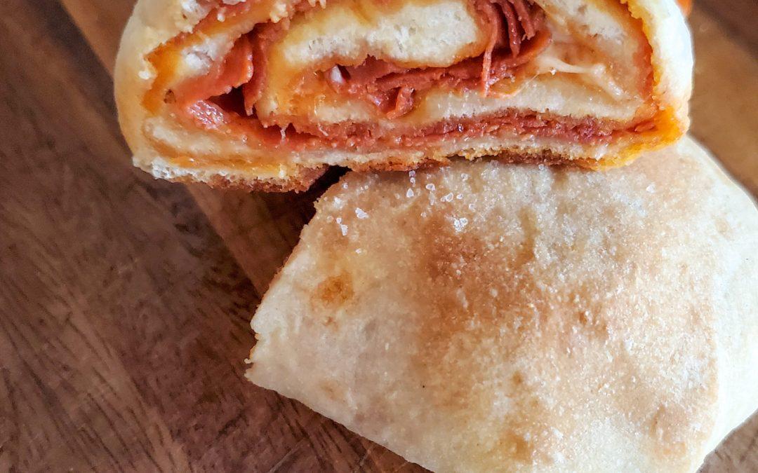 Game Day Eats: Stromboli